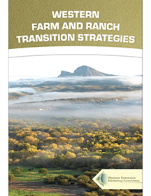 Western Farm and Ranch Transition Strategies